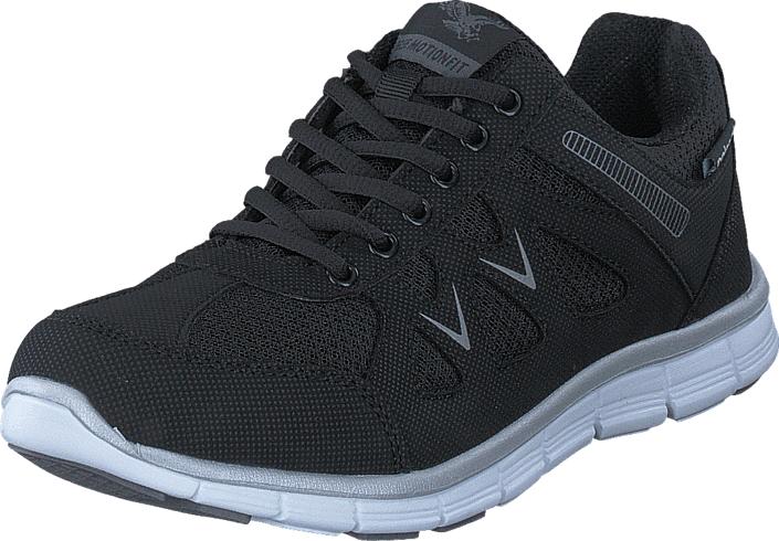 Polecat 435-1407 Waterproof Black, Kengät, Sneakerit ja urheilukengät, Urheilukengät, Musta, Unisex, 41