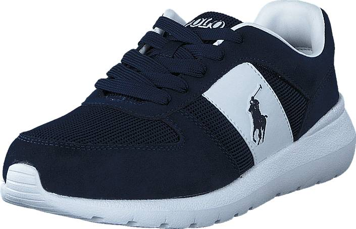 Polo Ralph Lauren Cordell Newport Navy, Kengät, Sneakerit ja urheilukengät, Sneakerit, Sininen, Miehet, 40