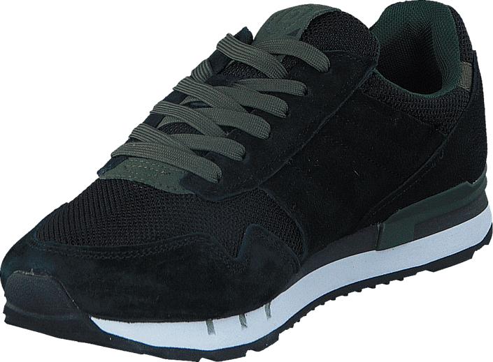 Bugatti 630801 1010 Black, Kengät, Sneakerit ja urheilukengät, Sneakerit, Musta, Miehet, 40