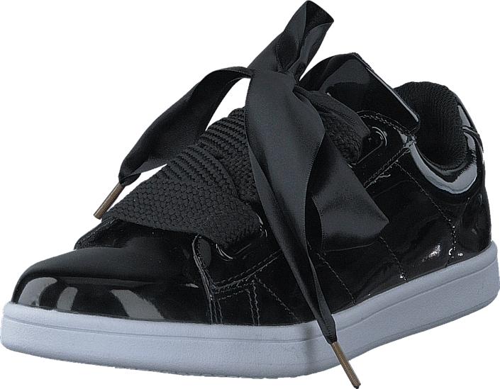 Duffy 98-07113 Black, Kengät, Sneakerit ja urheilukengät, Korkeavartiset tennarit, Musta, Naiset, 38