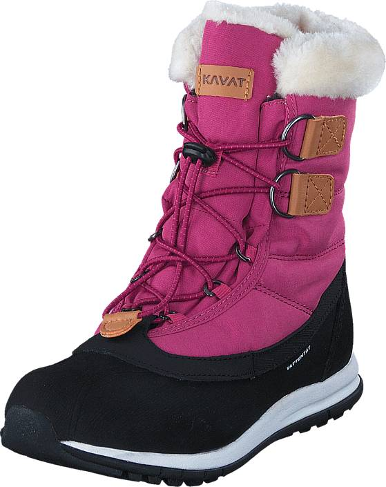 Kavat Idre WP Cerise, Kengät, Bootsit, Lämminvuoriset kengät, Sininen, Harmaa, Vaaleanpunainen, Violetti, Unisex, 34