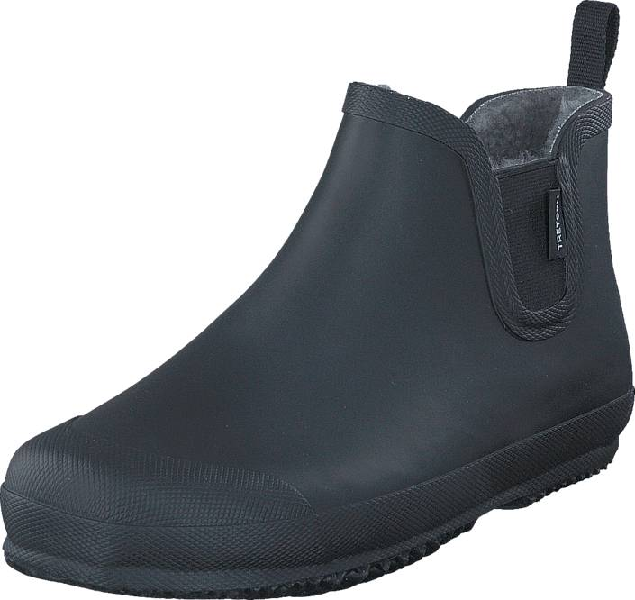 Tretorn Bo Winter Black, Kengät, Bootsit, Chelsea boots, Harmaa, Miehet, 42