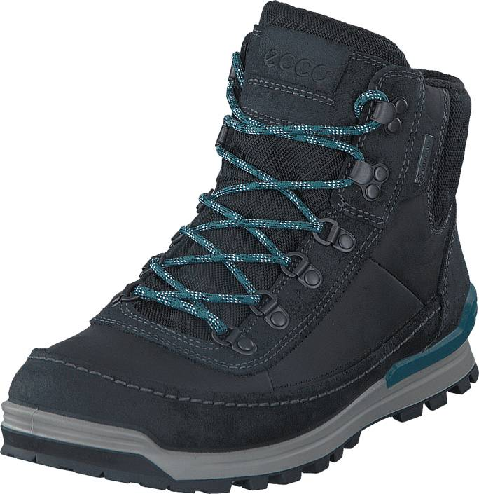 Ecco 826004 Oregon Black/Black, Kengät, Bootsit, Vaelluskengät, Musta, Miehet, 45
