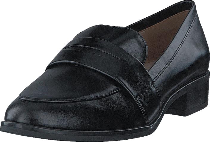 Unisa Baceno_F17_Ne Black, Kengät, Matalapohjaiset kengät, Loaferit, Harmaa, Naiset, 36