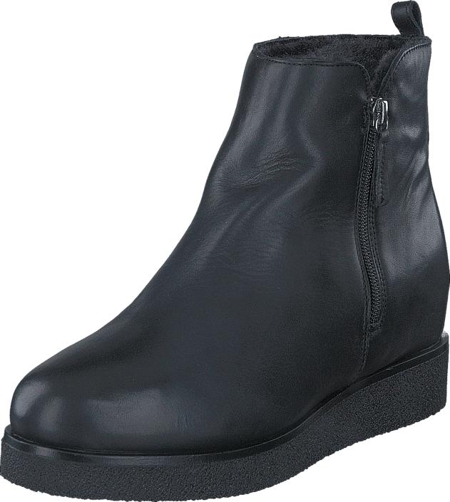 Unisa Ceja_RI_RF Black, Kengät, Bootsit, Curlingkengät, Musta, Naiset, 36