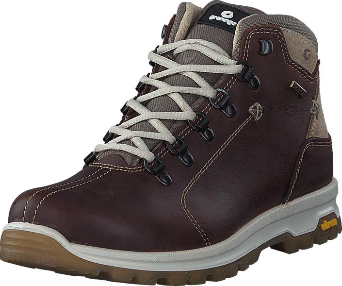 Graninge 5612905 Brown Brown, Kengät, Bootsit, Chukka boots, Ruskea, Unisex, 42