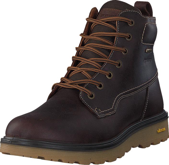 Graninge 5640203 Brown Brown, Kengät, Bootsit, Kengät, Violetti, Ruskea, Unisex, 46