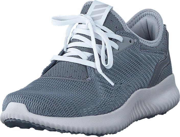 adidas Sport Performance Alphabounce Lux W Grey Three F17/Grey Two F17/Ft, Kengät, Sneakerit ja urheilukengät, Sneakerit, Sininen, Naiset, 39