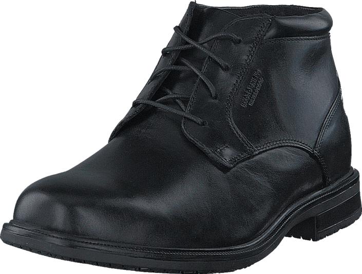 Rockport Ed2 Chukka Black, Kengät, Bootsit, Chukka boots, Musta, Miehet, 46
