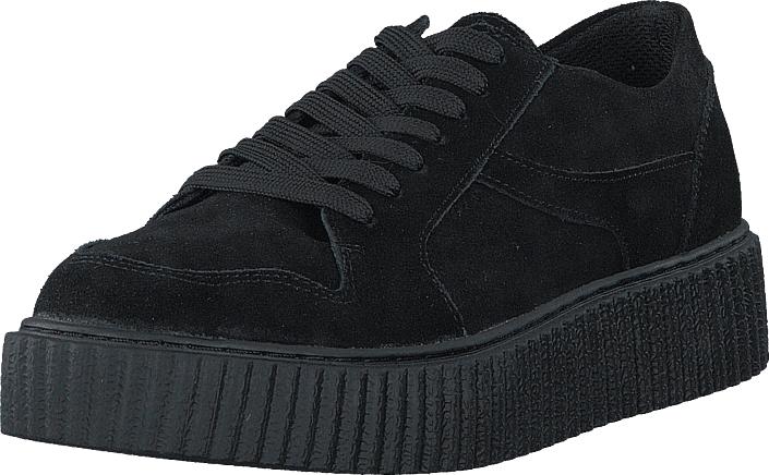 Duffy 86-86501 Black, Kengät, Matalapohjaiset kengät, Kävelykengät, Musta, Naiset, 38