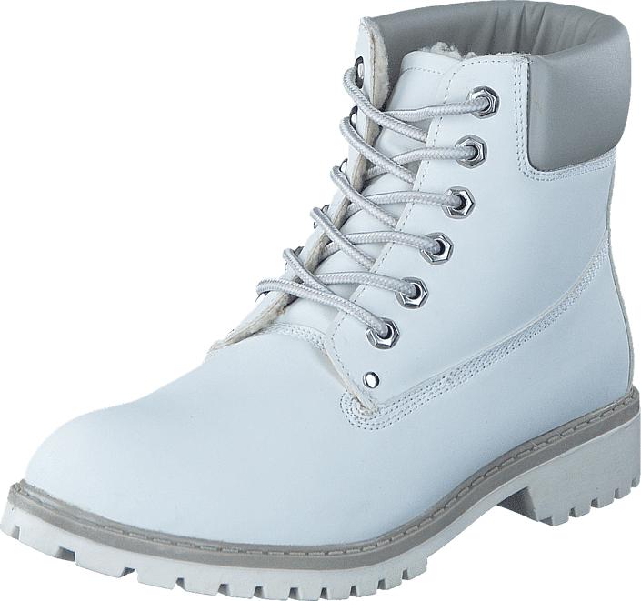 Duffy 98-68351 Offwhite, Kengät, Bootsit, Kengät, Valkoinen, Unisex, 33