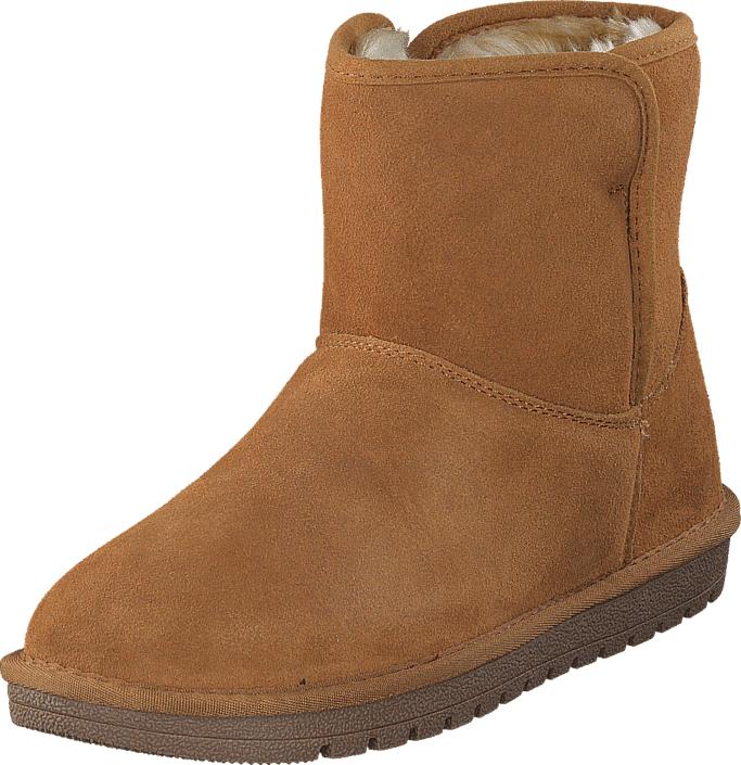 Duffy 71-17001 Camel, Kengät, Bootsit, Talvisaappaat, Ruskea, Naiset, 36
