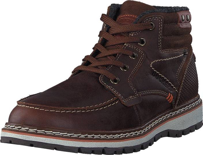 Dockers by Gerli 39CL012112410 Brown, Kengät, Bootsit, Chukka boots, Ruskea, Miehet, 42