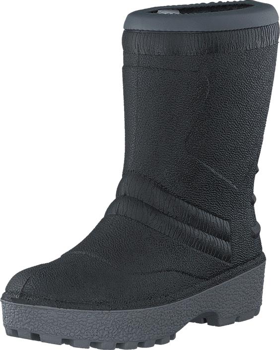 Polecat 439-1011 Woolmix  Lined Black, Kengät, Saappaat ja saapikkaat, Kumisaappaat, Musta, Unisex, 37