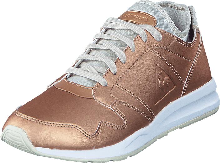 Le Coq Sportif Omega X Gs Metallic Turtle Dove/Rose Gold, Kengät, Sneakerit ja urheilukengät, Sneakerit, Beige, Unisex, 33