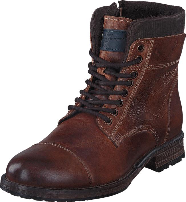 Senator 451-3367 Premium Cognac, Kengät, Bootsit, Korkeavartiset bootsit, Ruskea, Miehet, 45