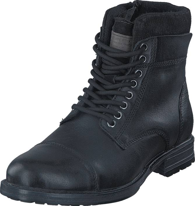 Senator 451-3367 Premium Black, Kengät, Bootsit, Kengät, Harmaa, Miehet, 40
