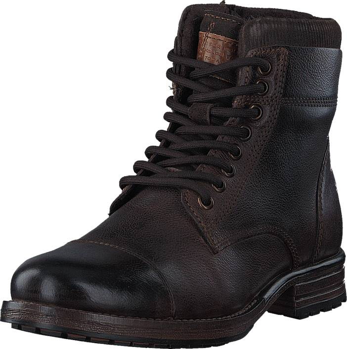 Senator 451-3367 Premium Dark Brown, Kengät, Bootsit, Kengät, Ruskea, Miehet, 42