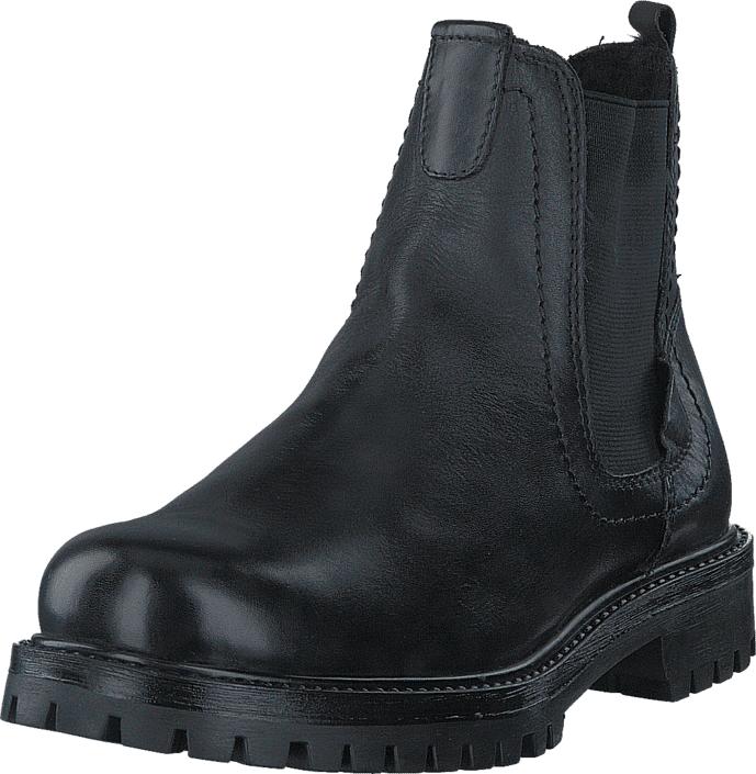 Senator 479-5011 Warm Lining Black, Kengät, Bootsit, Chelsea boots, Harmaa, Miehet, 42