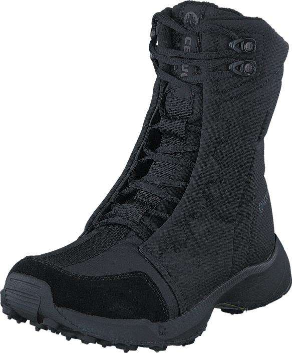 Icebug Avila3 W BUGrip® Black, Kengät, Bootsit, Korkeavartiset bootsit, Musta, Naiset, 37