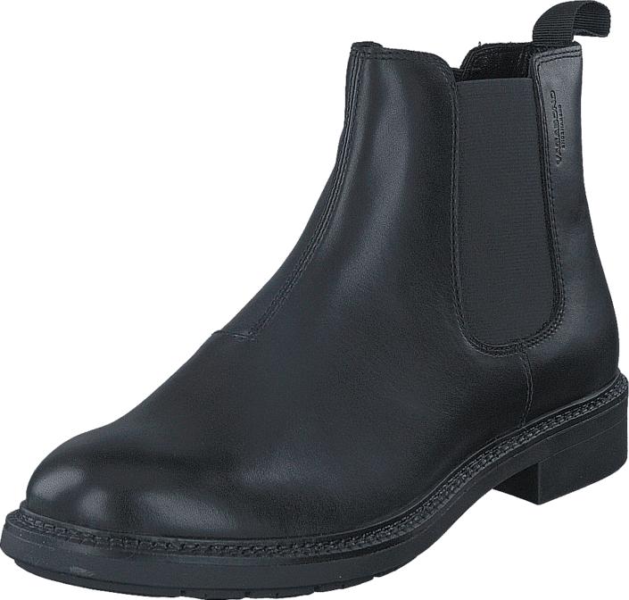 Vagabond Edward 4460-101-20 Black, Kengät, Bootsit, Chelsea boots, Musta, Miehet, 45