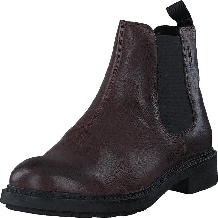 Vagabond Edward 4460-101-25 Brown, Kengät, Bootsit, Chelsea boots, Violetti, Ruskea, Miehet, 45