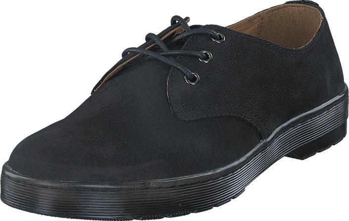 Dr Martens Coronado Black, Kengät, Sneakerit ja urheilukengät, Varrettomat tennarit, Musta, Miehet, 41