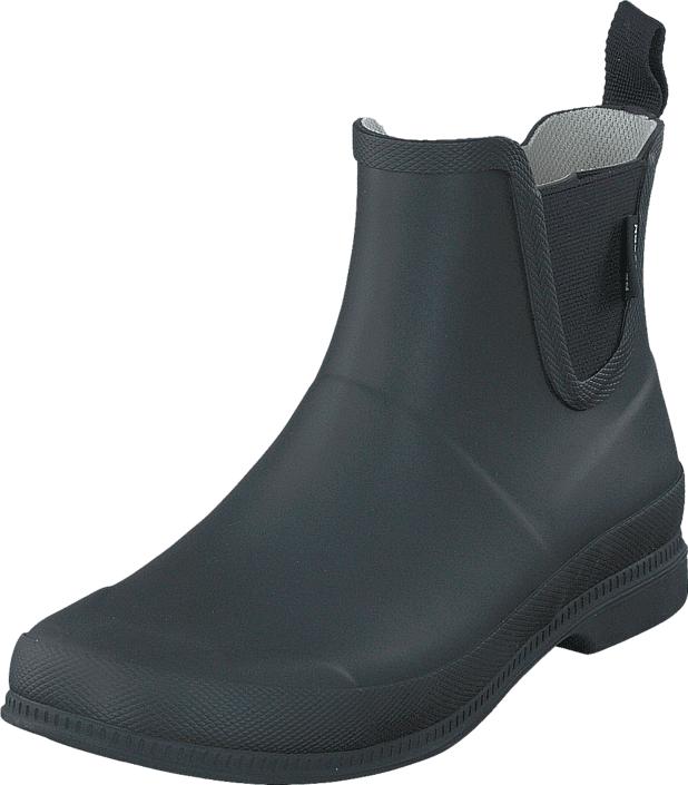 Tretorn Eva Low Black/Black, Kengät, Bootsit, Chelsea boots, Sininen, Harmaa, Naiset, 38
