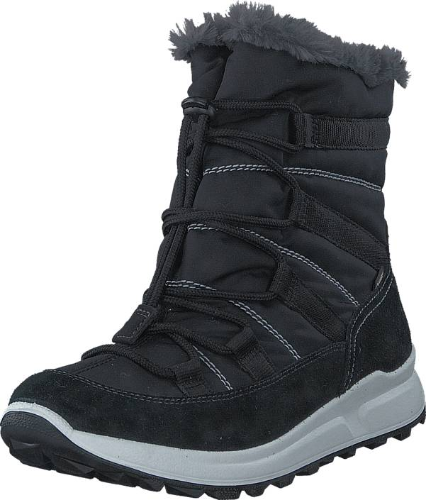 Superfit Merida GORE-TEX® Black, Kengät, Bootsit, Kengät, Musta, Unisex, 30