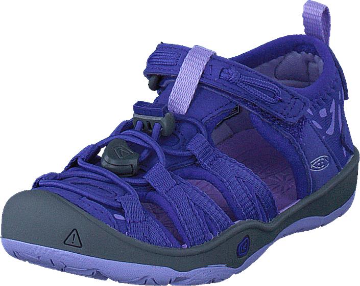 Keen Moxie Sandal Liberty/lavende, Kengät, Sandaalit ja tohvelit, Sporttisandaalit, Sininen, Unisex, 24