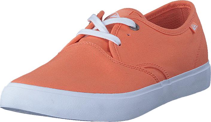 Quiksilver Shorebreak Orange/Orange/Black, Kengät, Sneakerit ja urheilukengät, Varrettomat tennarit, Oranssi, Punainen, Miehet, 40