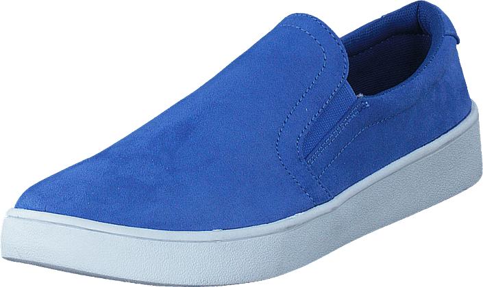 Duffy 73-51254 Blue, Kengät, Matalapohjaiset kengät, Kangaskengät, Sininen, Naiset, 41