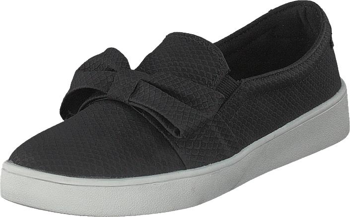 Duffy 73-51708 Black, Kengät, Matalapohjaiset kengät, Loaferit, Musta, Naiset, 37