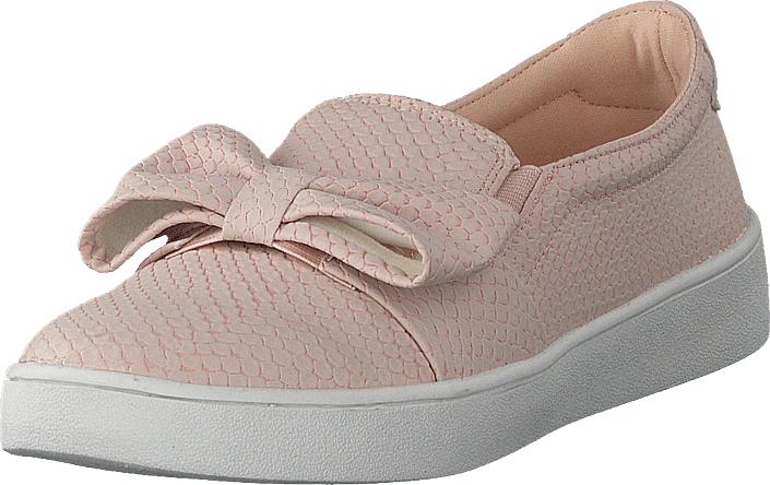Duffy 73-51708 Pink, Kengät, Matalapohjaiset kengät, Slip on, Ruskea, Harmaa, Beige, Naiset, 40