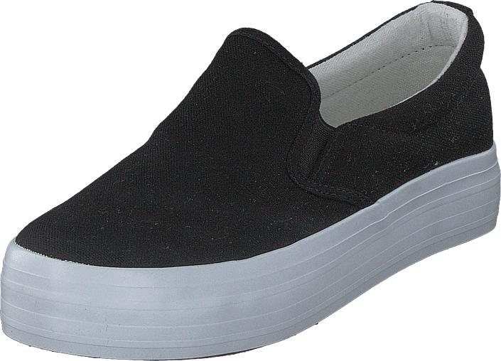 Duffy 95-17522 Black, Kengät, Matalapohjaiset kengät, Kävelykengät, Musta, Naiset, 41