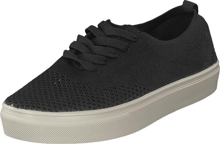 Duffy 68-22390 Black, Kengät, Matalapohjaiset kengät, Kävelykengät, Musta, Naiset, 41