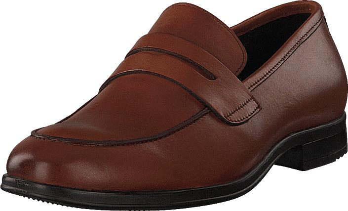 Senator 451-0847 Premium Cognac, Kengät, Matalapohjaiset kengät, Juhlakengät, Ruskea, Miehet, 43