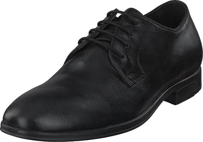 Senator 451-0702 Premium Black, Kengät, Matalapohjaiset kengät, Juhlakengät, Musta, Miehet, 46