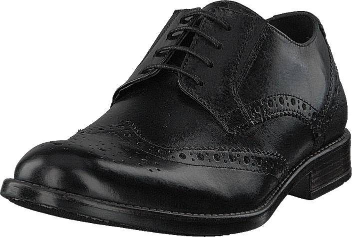 Senator 479-1043 Premium Black, Kengät, Matalapohjaiset kengät, Juhlakengät, Harmaa, Miehet, 40