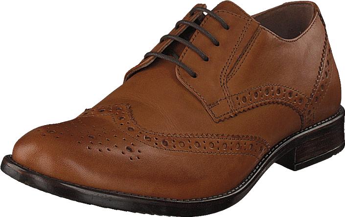 Senator 479-1043 Premium Cognac, Kengät, Matalapohjaiset kengät, Juhlakengät, Ruskea, Miehet, 41