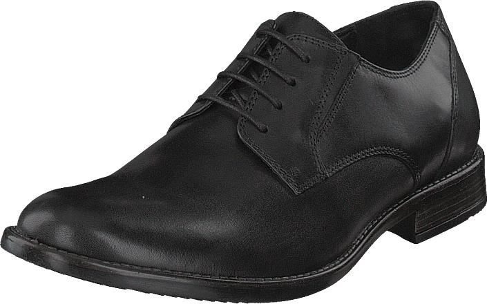 Senator 479-1044 Premium Black, Kengät, Matalapohjaiset kengät, Juhlakengät, Harmaa, Miehet, 41