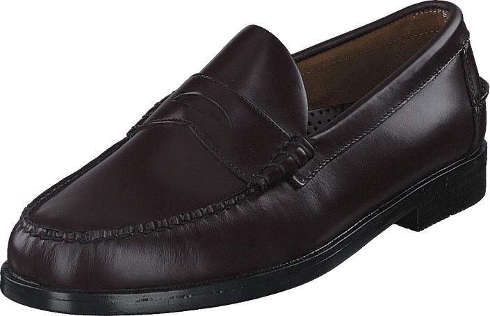 Sebago Grant Cordo Leather, Kengät, Matalapohjaiset kengät, Loaferit, Ruskea, Miehet, 41
