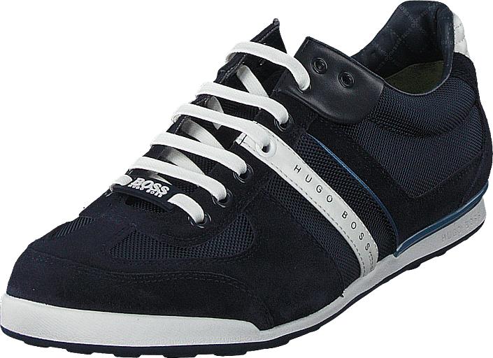 Boss Green - Hugo Boss Akeen Dark Blue, Kengät, Sneakerit ja urheilukengät, Sneakerit, Sininen, Miehet, 40