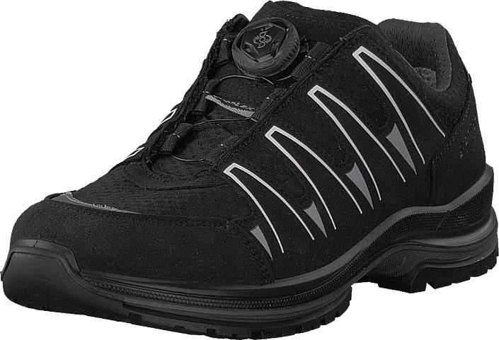 Graninge 5613907 Black, Kengät, Sneakerit ja urheilukengät, Sneakerit, Musta, Miehet, 40