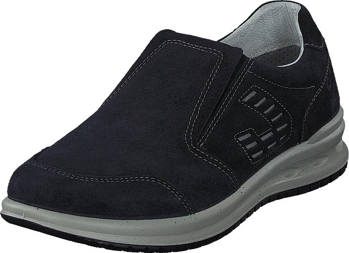 Graninge 5643003 Navy, Kengät, Sneakerit ja urheilukengät, Sneakerit, Musta, Miehet, 40