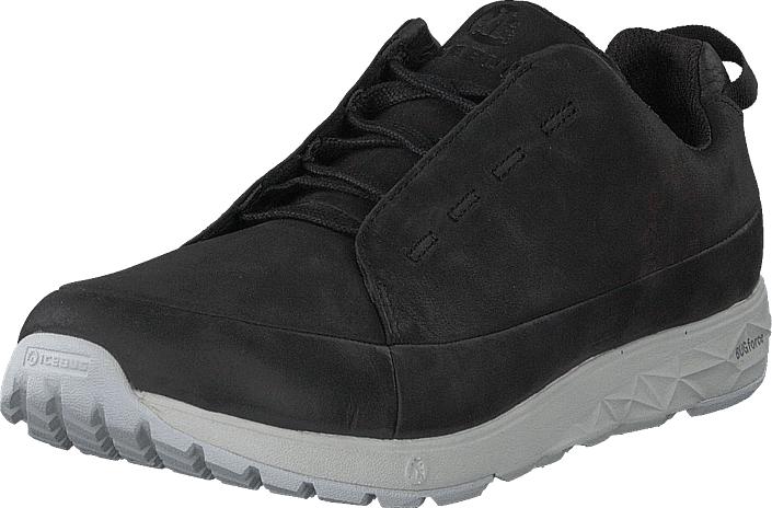 Icebug Nim W RB9X Black, Kengät, Sneakerit ja urheilukengät, Sneakerit, Musta, Naiset, 38