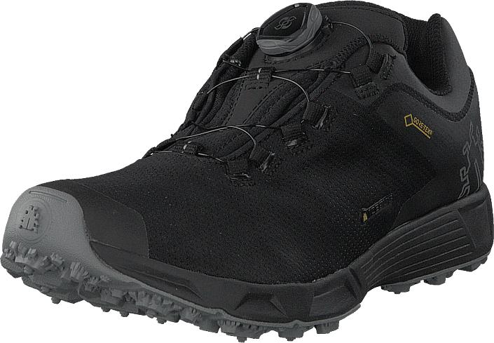 Icebug DTS3 M RB9X GTX Carbon/Black, Kengät, Sneakerit ja urheilukengät, Sneakerit, Musta, Miehet, 40