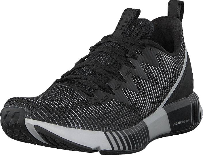 Reebok Fusion Flexweave Black/Ash Grey/Red/White, Kengät, Sneakerit ja urheilukengät, Urheilukengät, Musta, Miehet, 43