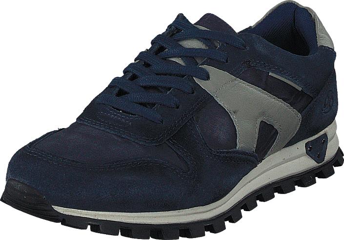 Dockers by Gerli 207667 Navy, Kengät, Sneakerit ja urheilukengät, Urheilukengät, Sininen, Miehet, 40