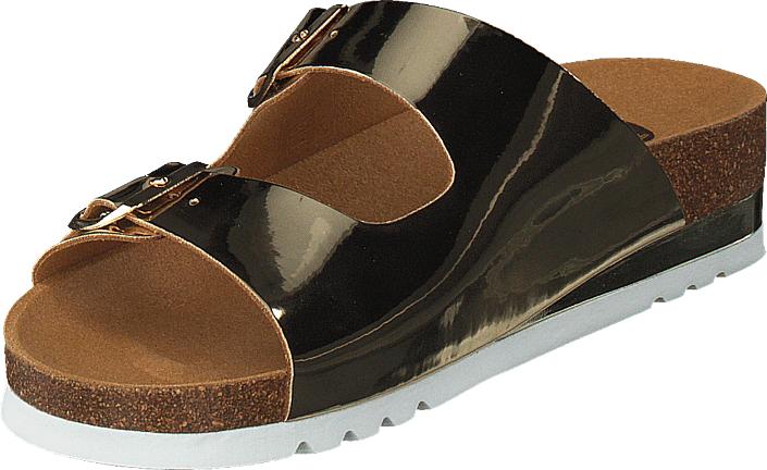 Scholl Glam SS2 Gold, Kengät, Sandaalit ja tohvelit, Sandaalit, Ruskea, Naiset, 39